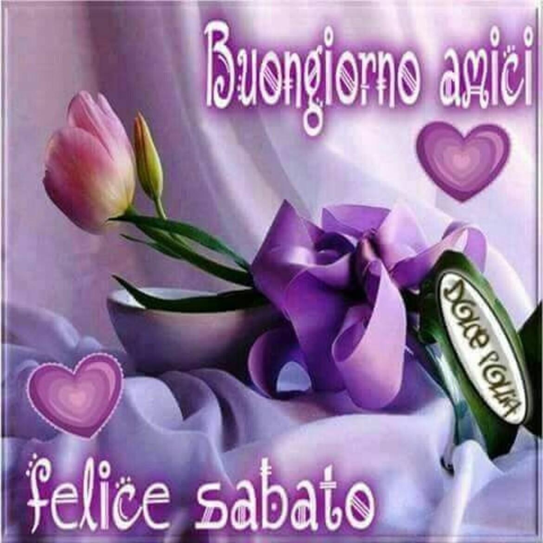 Buongiorno amici, Felice Sabato