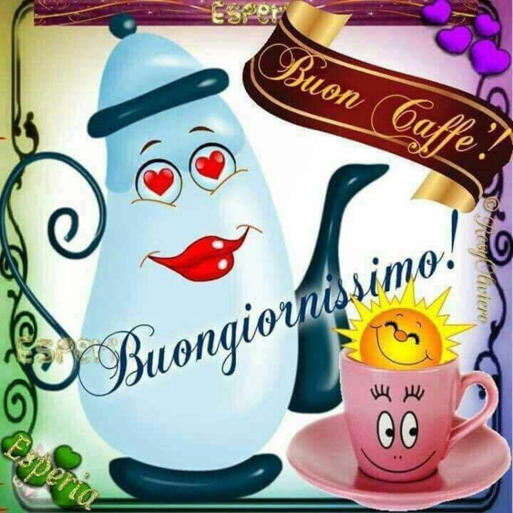 Buon Caffè!! Buongiornissimo