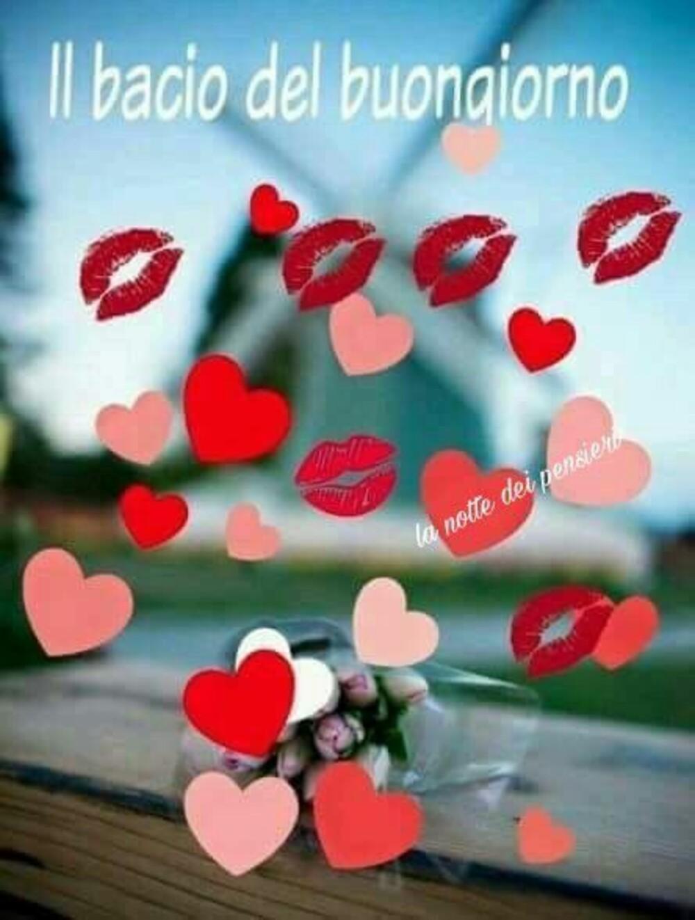 Il bacio del buongiorno