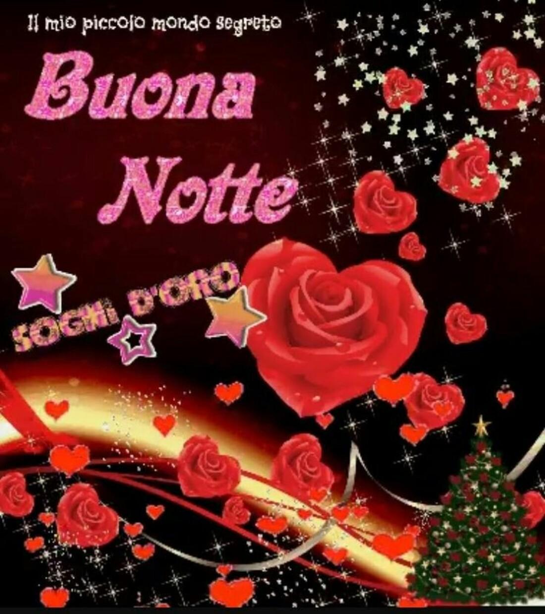 Buona Notte e sogni d'oro