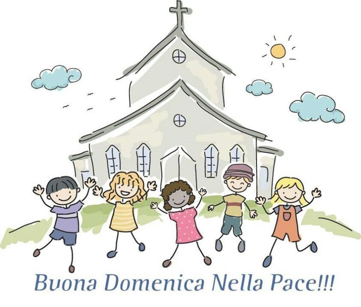 Buona Domenica nella pace