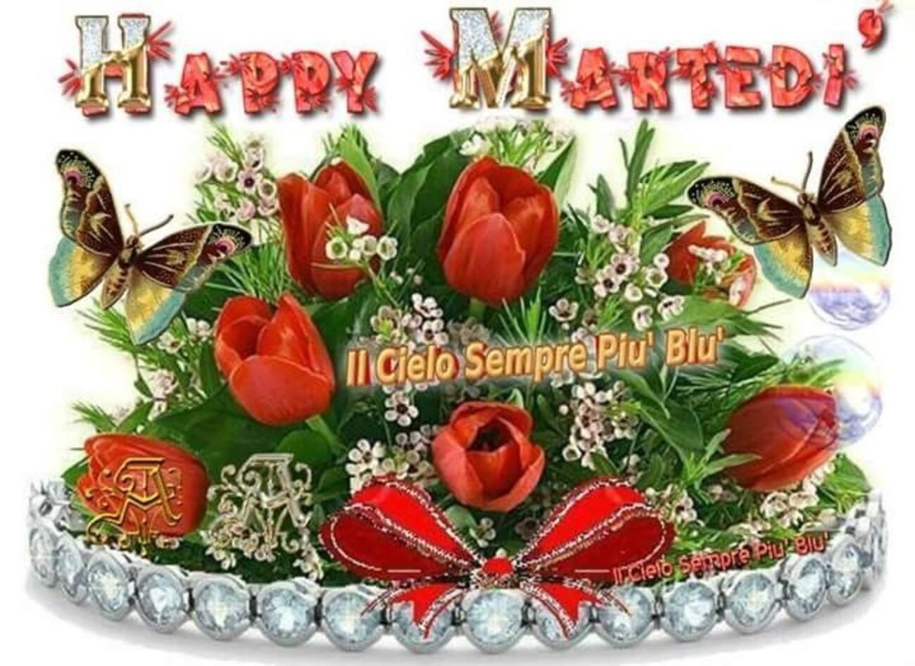 Happy Martedì