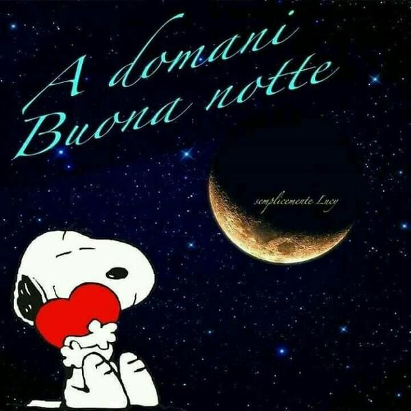 """""""A Domani Buona Notte"""""""