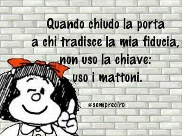 Le 50 Vignette con Mafalda più divertenti da condividere - BestImmagini.it