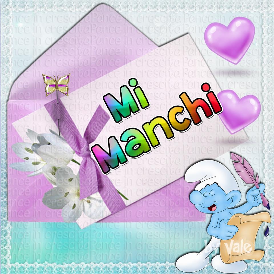 """Mi Manchi"""
