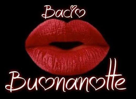 """""""Bacio Buonanotte"""" - Buonanotte Amore"""