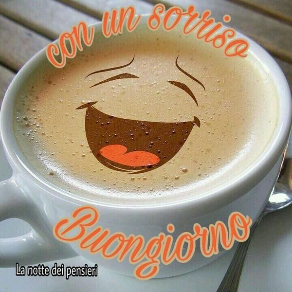 Con un sorriso, Buongiorno