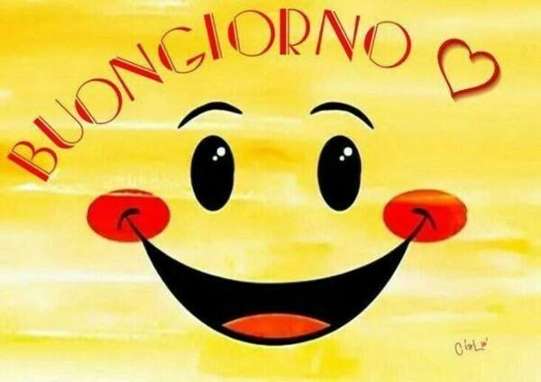 Cialù - Buongiorno con il sorriso
