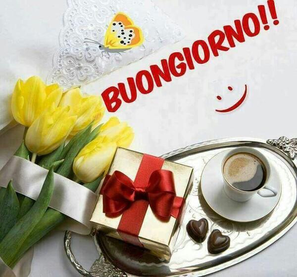 Buongiorno !! :)