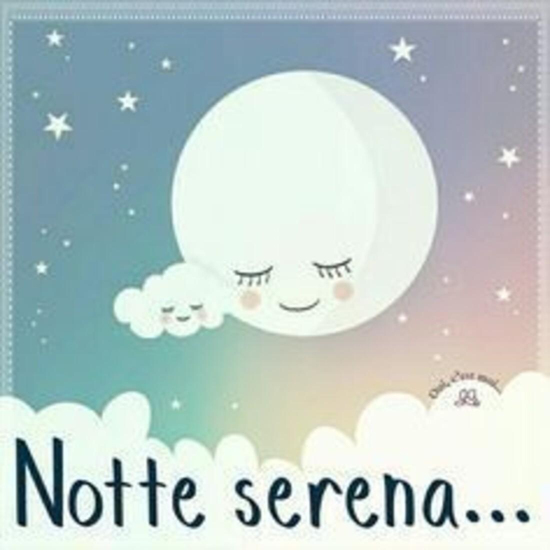 Notte serena...