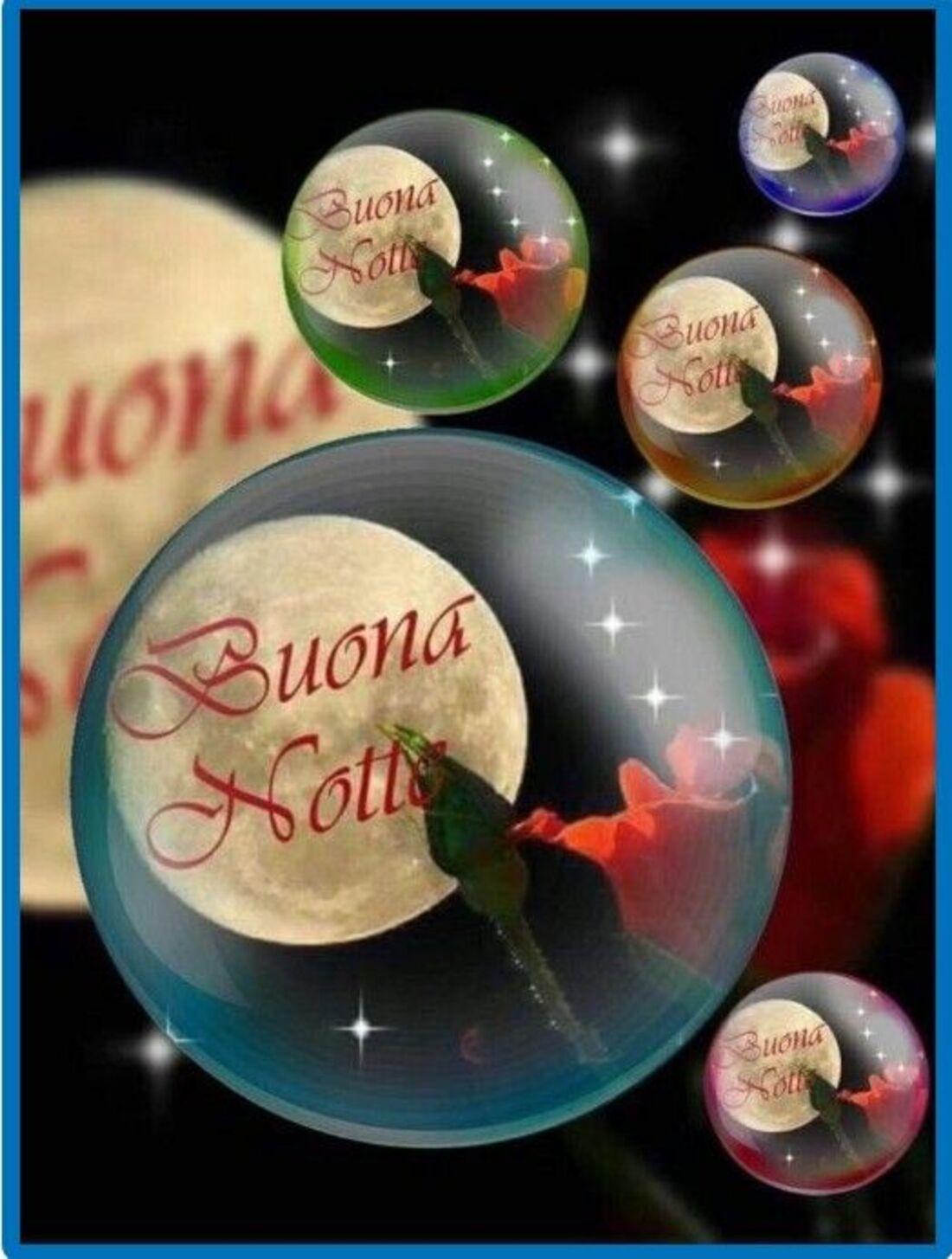 Buonanotte immagini natalizie