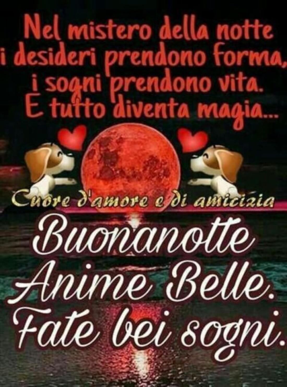 Buonanotte Anime Belle