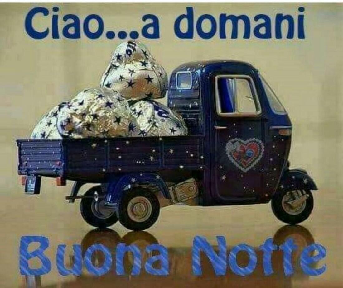 """Ciao... a Domani... Buona Notte"" - Baci Perugina"