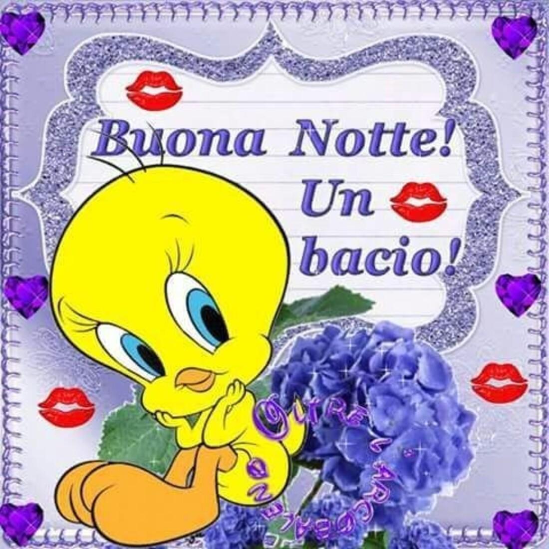 """""""Buona Notte! Un bacio!"""" - Looney Tunes"""