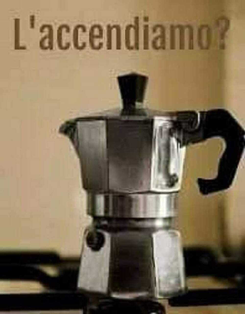 """""""L'accendiamo?"""" - Buongiorno caffè"""