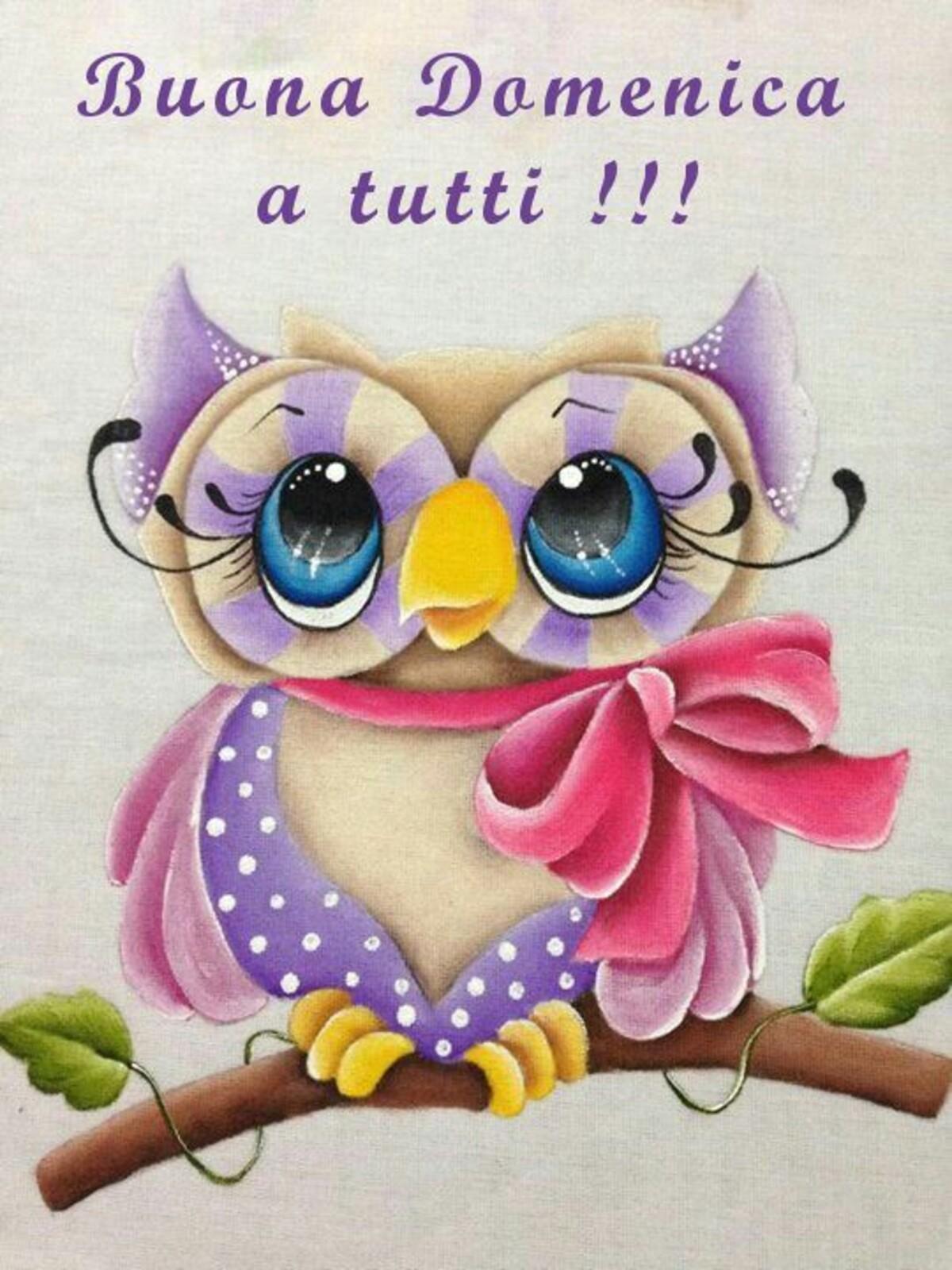 Buona Domenica a Tutti !!!